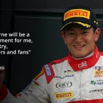 Rio Haryanto talks about his historic debut
